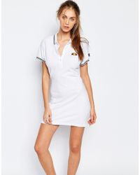 0b01cab53dbdc Women s Ellesse Mini and short dresses