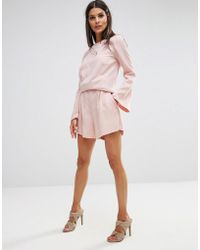 Finders Keepers - Finders Aster Short Co-ord - Lyst