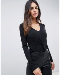 Y.A.S - Spotted Knotted Body - Lyst