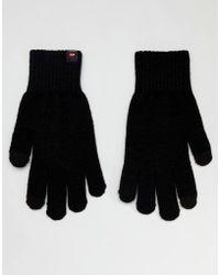 Jack & Jones - Touch Screen Gloves - Lyst