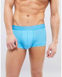 CALVIN KLEIN 205W39NYC - Low Rise Trunks In Weightless Microfibre - Lyst