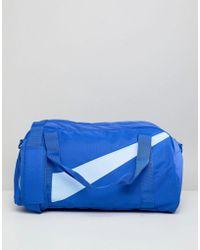 Nike - Gym Bag In Blue - Lyst
