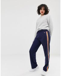 Tommy Hilfiger Popper Side Track Trousers