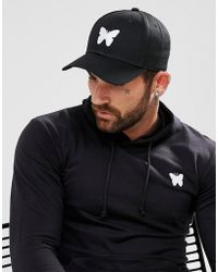 Good For Nothing - Baseball Cap In Black - Lyst