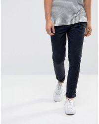 Minimum - Frees Slim Fit Trousers - Lyst