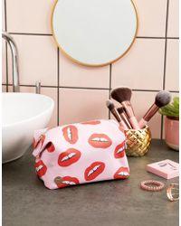 Mi-Pac - Xtatty Devine Dental Bling Pink Toiletry Bag - Lyst