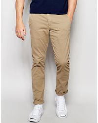 SELECTED | Chinos In Skinny Fit | Lyst
