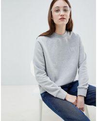 WOOD WOOD - Wednesday Sweatshirt - Lyst