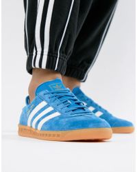 adidas Originals - Hamburg Unisex Trainers - Lyst