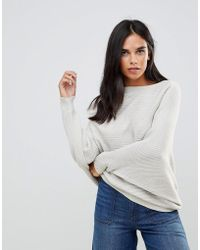 Wal-G - Sweater With Boat Neck - Lyst