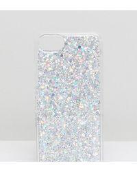 Skinnydip London - Carnival Glitter Iphone Case 6/7/8/s Tpu - Lyst