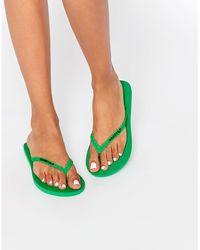 Gandys - Malibu Mint Flip Flops - Lyst