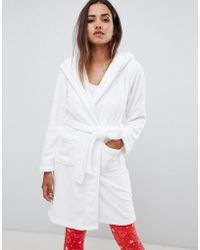 Lipsy - Robe With Heart Detail - Lyst
