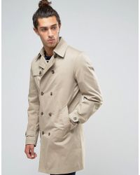 Benetton | Mac With Detachable Lining | Lyst
