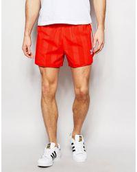 adidas Originals - Retro Shorts Aj6934 - Lyst
