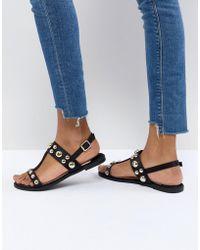 Faith - Baubles Flat Sandals - Lyst