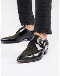 Jeffery West - Adamant Glitter Monk Shoes - Lyst