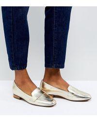 ASOS - Asos Milestone Flat Shoes - Lyst