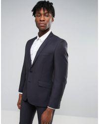 Ben Sherman - Slim Fit Pin Dot Suit Jacket - Lyst