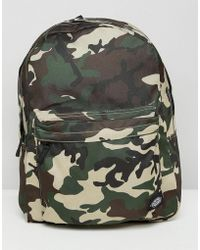 Dickies - Indianapolis Backpack In Camo - Lyst