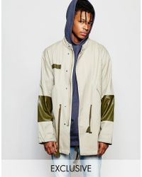 The New County - Lightweight Parka - Lyst
