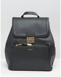 Carvela Kurt Geiger - Smart Backpack - Black - Lyst