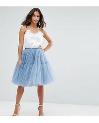 True Decadence | Tulle Skirt | Lyst