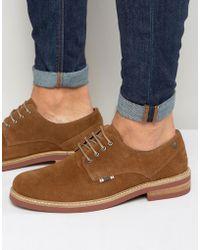 Jack & Jones   Stan Suede Shoes   Lyst