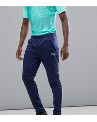 03b50cdbefb0 Lyst - Puma Asos Skinny Sweatpant in Gray for Men