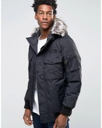 The North Face - Gotham Down Jacket - Black - Lyst