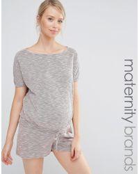 1d4f6099e25f7 Lyst - Women's Bluebelle Maternity Jumpsuits Online Sale