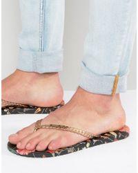 Gandys - Flip Flops X Liberty Print Floral - Lyst