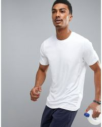 Perry Ellis - 360 Sports T-shirt In White - Lyst