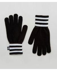 adidas Originals - Gloves In Black Ay9075 - Lyst