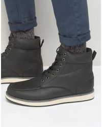 D-Struct - Boots - Lyst