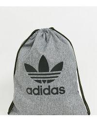 adidas Originals - Unisex Gym Bag - Lyst