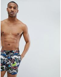 Another Influence - Pattern Swim Short - Lyst