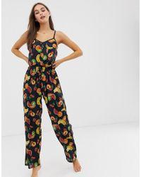 ASOS - Mix & Match Fruit Pyjama Pants - Lyst