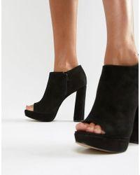 ALDO - Platform Ankle Boots - Lyst