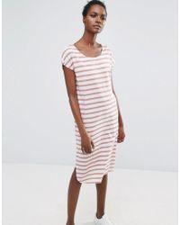 SELECTED   Femme Ivy Jersey Dress   Lyst
