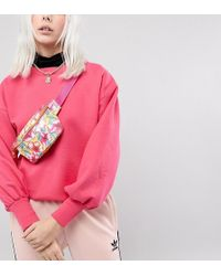 Mi-Pac - Exclusive Floral Bumbag - Lyst