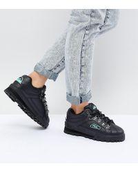 Fila - Trail Blazer Boots In Black - Lyst