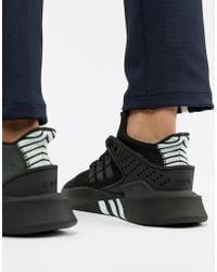 promo code fd472 b0102 adidas Originals - Eqt Bask Adv Sneakers In Black Cq2991 - Lyst