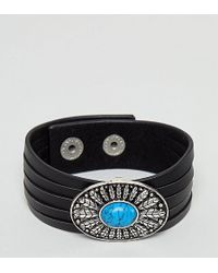 Reclaimed (vintage) - Inspired Bangle Exclusive At Asos - Lyst