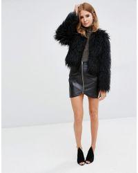 Millie Mackintosh - Scallop Detail Skirt - Lyst