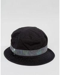 Globe - Baxter Bucket Hat - Black - Lyst