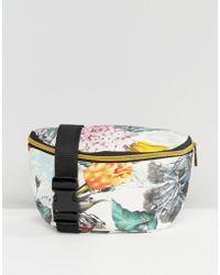 Mi-Pac - Mi Pac Bum Bag In Bloom Print - Lyst