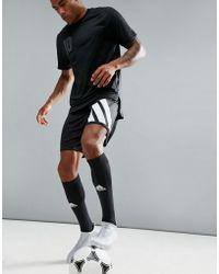 adidas - Short d'entranement de football avec imprim style 90's - Lyst