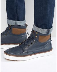 Call It Spring - Larmour Laceup Boots - Lyst