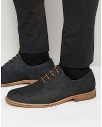 Call It Spring | Imagna Canvas Shoes - Black | Lyst